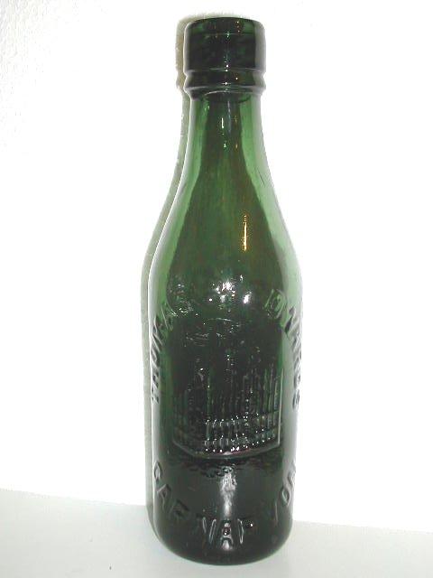 The Thomas & Edwards Carnarvon Castle beer